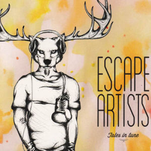 "CD Cover ""Tales in tunes"" von Escape Artists"
