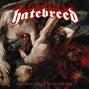 "Hatebreed - ""The Divinity Of Purpose"" CD Cover"