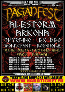 Paganfest 2013 Flyer