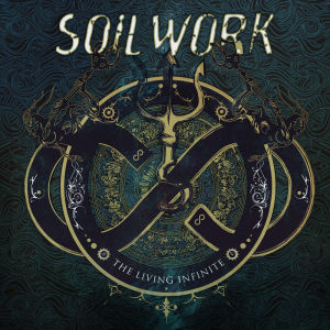 Soilwork - The Living Infinite Cd Cover