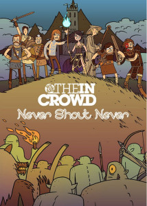 We Are The In Crowd und Never Say Never kommen ins Wiener Flex.