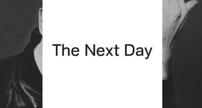 "CD Cover ""The Next Day"" von David"