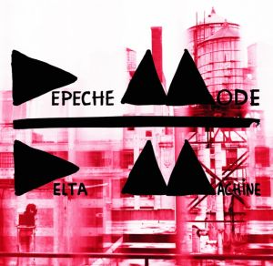 "CD Cover ""Delta Machine"" von Depeche Mode"