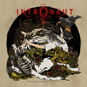 "CD Cover ""Habitual Leviations"" von Intronaut"