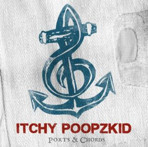 "CD Cover ""Ports & Chords"" von Itchy Poopzkid"