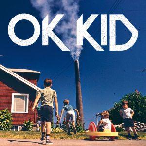 "CD Cover ""OK KID"" von OK KID"