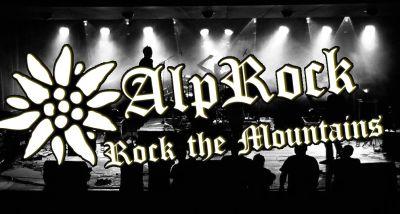 AlpRock Festival Logo