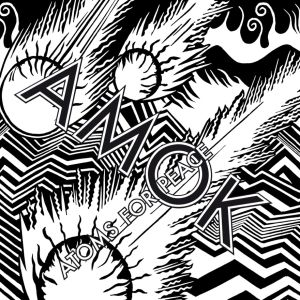 "CD Cover ""Amok"" von Atoms for Peace"