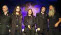 Black Sabbath mit Rick Rubin im Studio