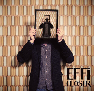 "CD Cover ""Closer"" von Effi"