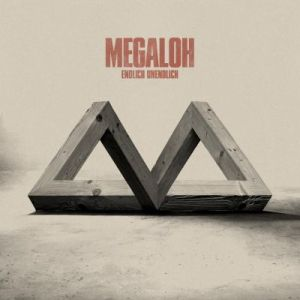 """CD Cover """"Endlich Unendlich"""" von Megaloh"""