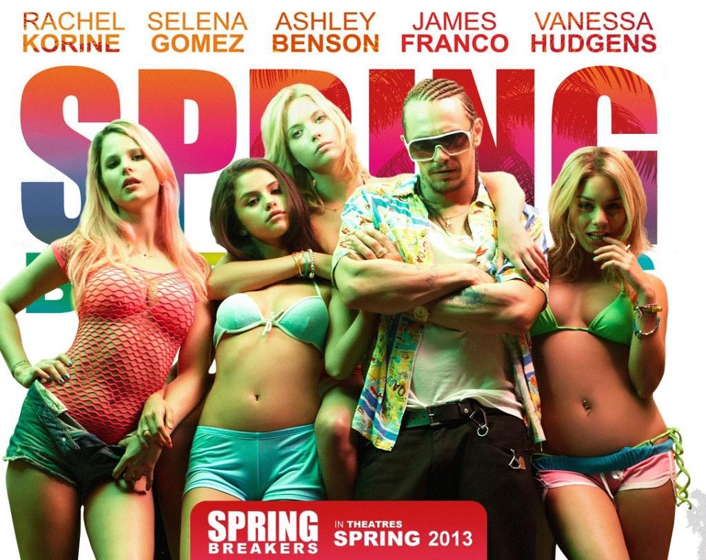 Spring Breakers Plakat