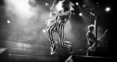 The Darkness live in der Wiener Arena