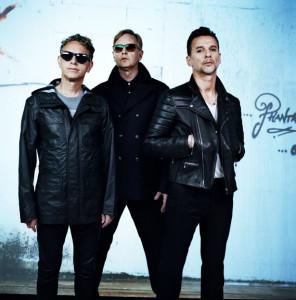 Depeche Mode: Martin L. Gore, Andrew Fletcher, Dave Gahan