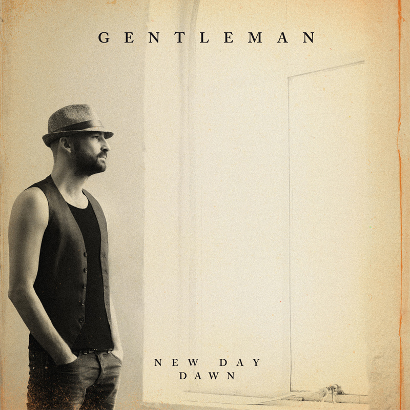 "CD Cover ""New Day Dawn"" von Gentleman"