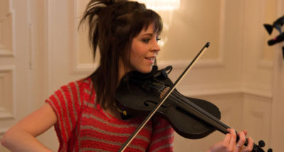 Lindsey Stirling live in Vienna