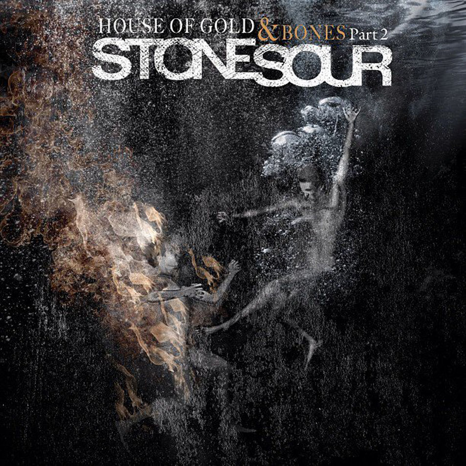 "CD Cover ""House of Gold & Bones Part 2"" von Stone Sour"