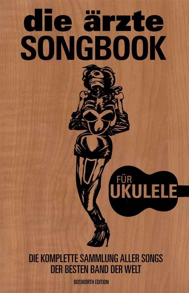 die ärzte Songbook Ukulele Cover