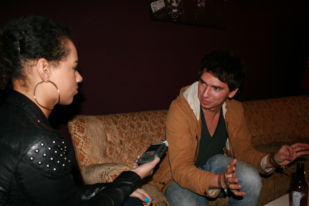 Julian Le Play im Interview