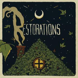 "CD Cover ""LP2"" von Restorations"