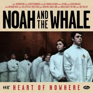 CD Cover Heart of Nowhere
