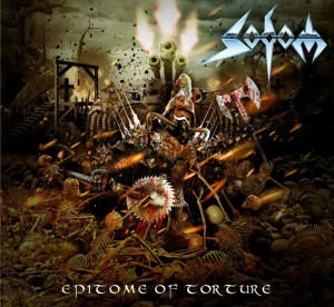 CD Cover von Epitome Of Torture