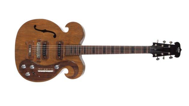 VOX Gitarre Beatles