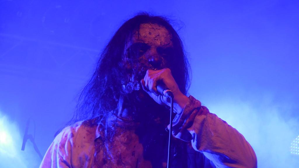 Zombie Inc live am Raise The Roof Festival