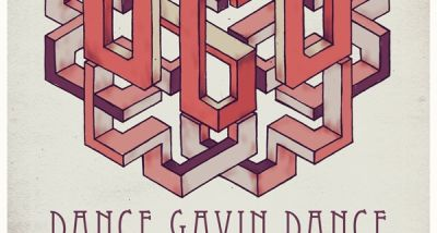 Dance Gavin Dance Flyer