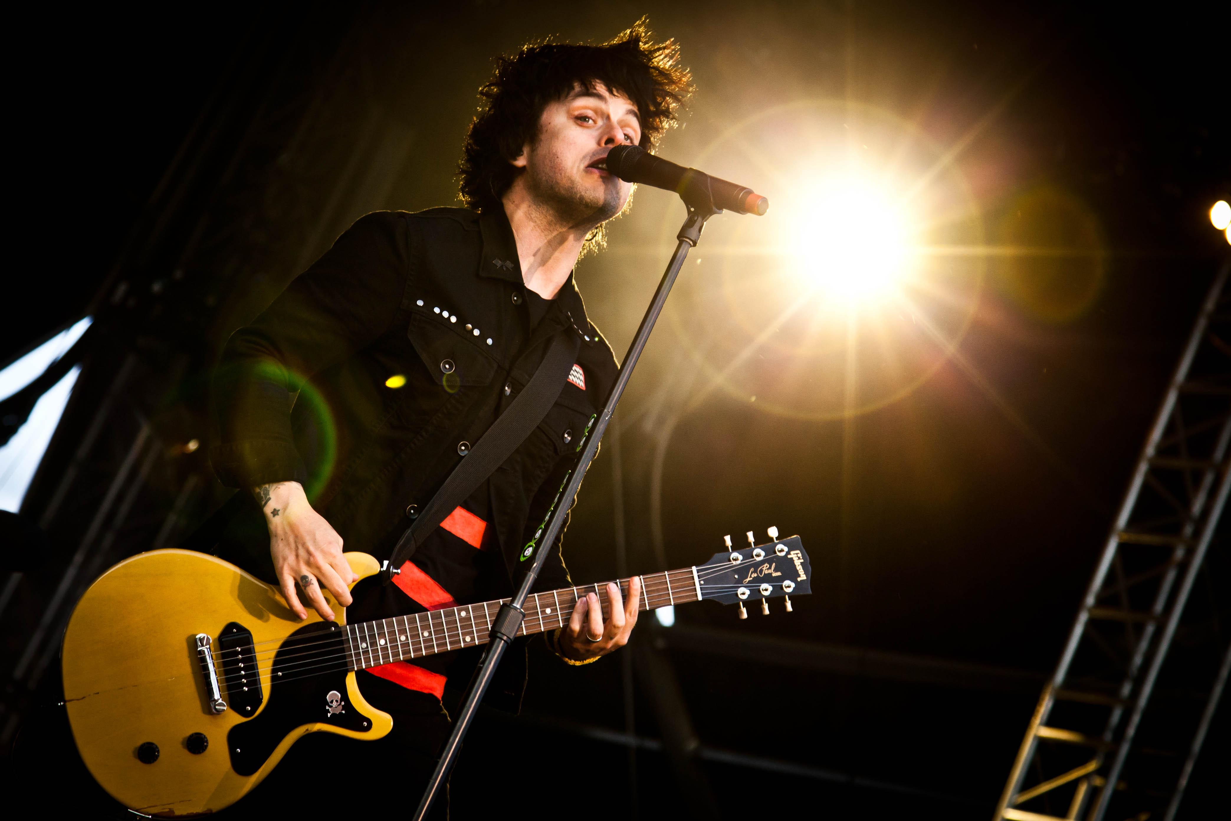 Green Day klauen ein Werk!