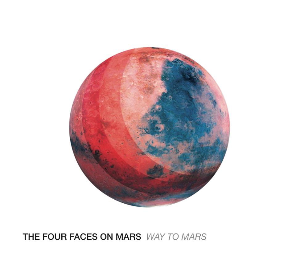 thefourfacesonmars-waytomars-cover