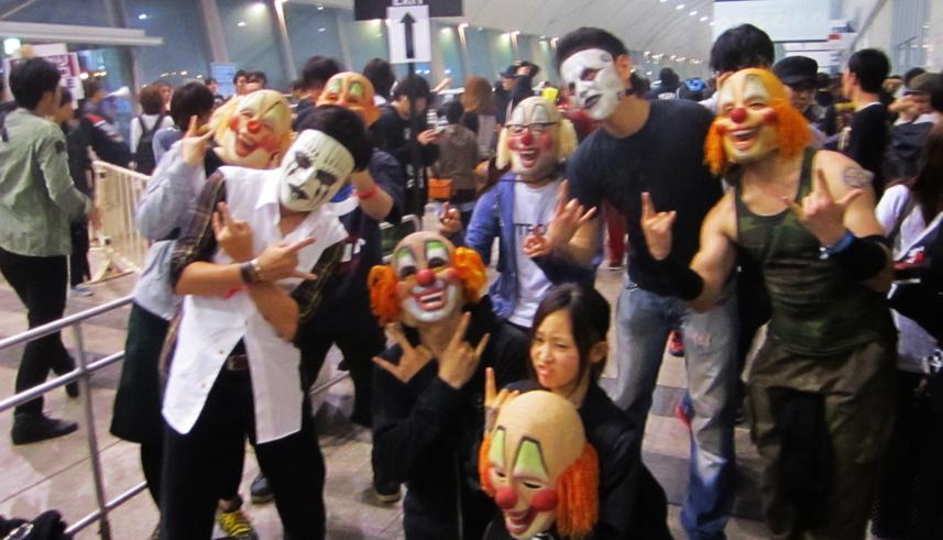 Slipknot Fans