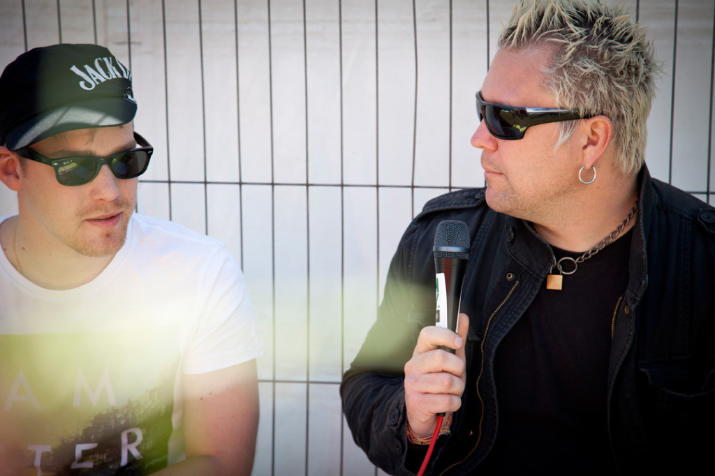 Anti-Flag Nova Rock Interview 2013
