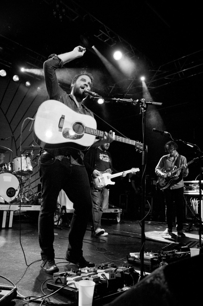 Frightened Rabbit live am Full Hit Of Summer Festival