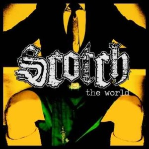 Scotch The World CD Cover