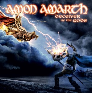 Deceiver The Gods CD Cover