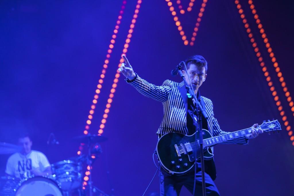 Arctic Monkeys live am Southside Festival – © FKP Scorpio