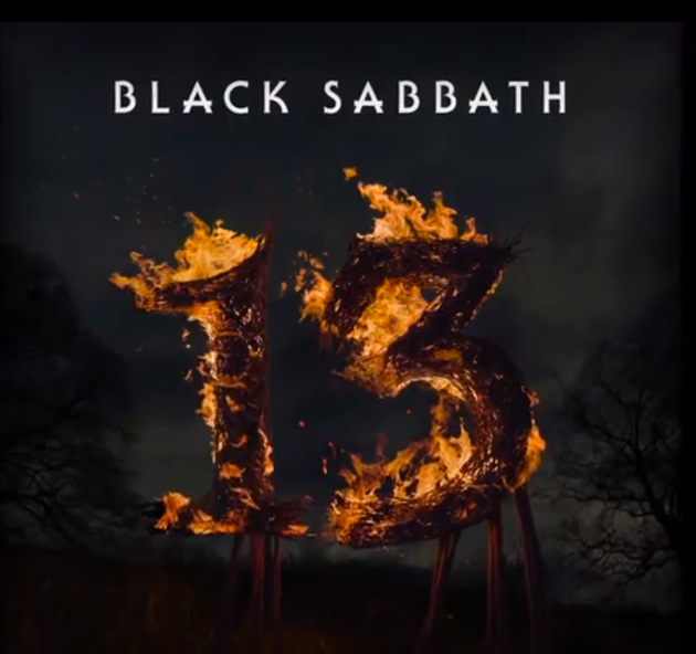 Cover 13 von Black Sabbath