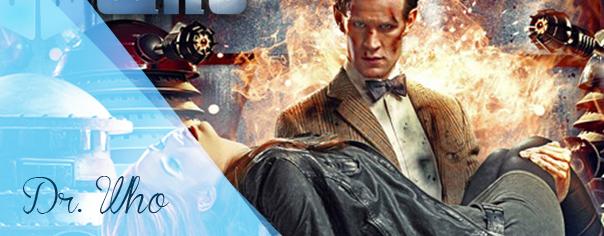 Feierte nach langer Pause seine Reunion: Dr. Who!