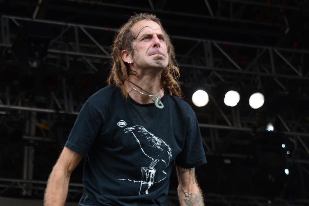 Randy Blythe von Lamb Of God