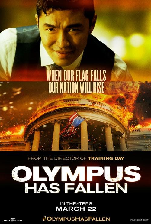 Rick Yune in Olympus Has Fallen