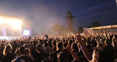 Seerock Festival / live, Konzert, Publikum, Menge