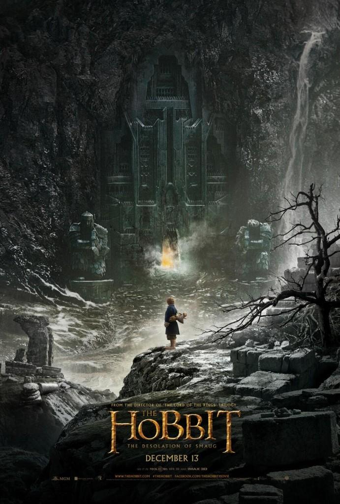 Der Hobbit - Smaugs Einöde Filmplakat