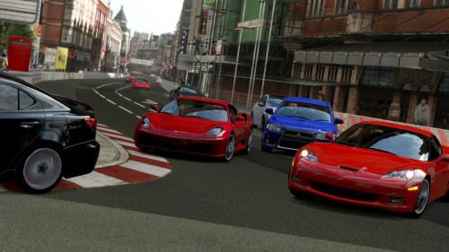 Gran Turismo erobert die Kinoleinwand