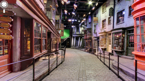Harry Potter Winkelgasse