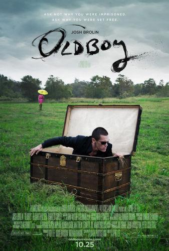 Poster von Oldboy