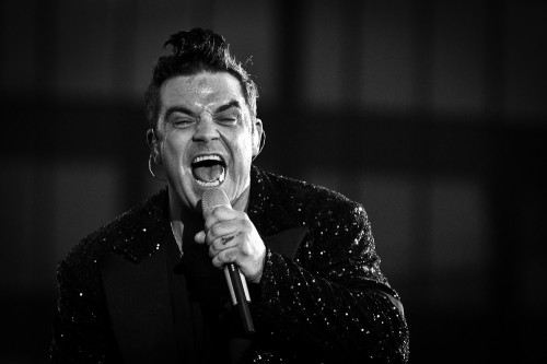 Robbie Williams - live in der Wiener Krieau