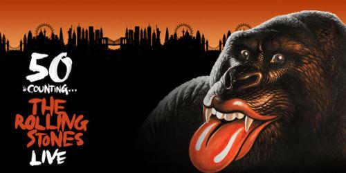 Rolling Stones auf Tour
