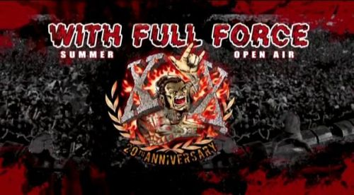 With Full Force Cover