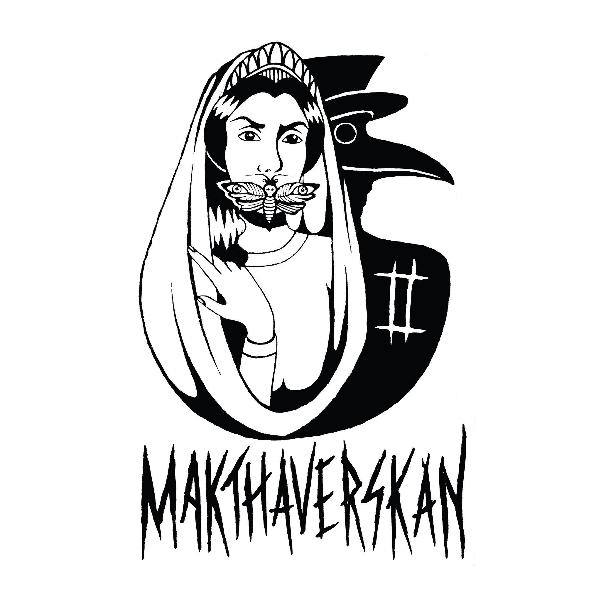 Makthaverskan_MakthaverskanII_Cover